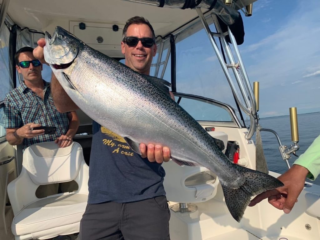 Guided Salmon and Trout Fishing Charters on Lake Ontario | St. Catharines, Ontario CE45973F-1D4F-4620-9466-1F7E84127279-1024x769 Services & Rates